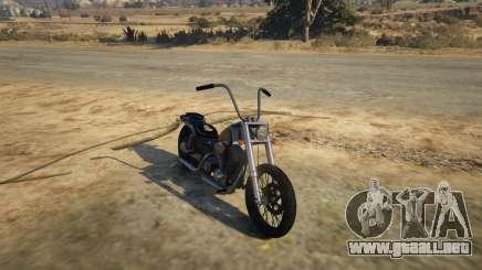 Daemon SOA Harley-Davidson para GTA 5