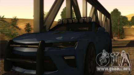 Chevrolet Camaro SS Xtreme para GTA San Andreas