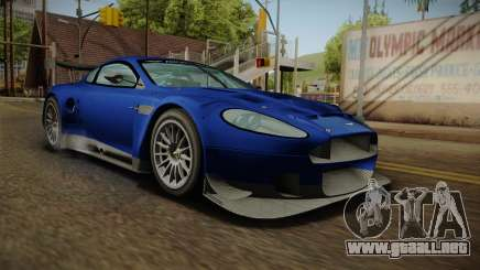 Aston Martin Racing DBR9 2005 v2.0.1 Dirt para GTA San Andreas