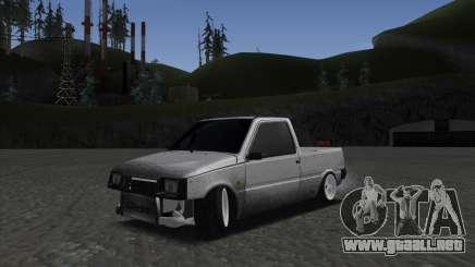 VAZ 1111 Drift para GTA San Andreas