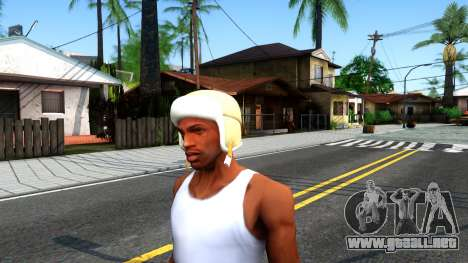 Winter Bomber Hat From The Sims 3 para GTA San Andreas segunda pantalla