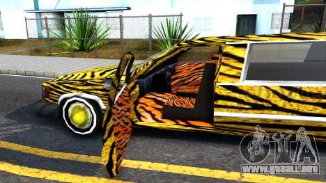 STReTTTcH LoWriDEr para visión interna GTA San Andreas