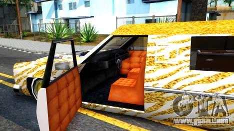 LoW RiDeR RoMeR0 para visión interna GTA San Andreas
