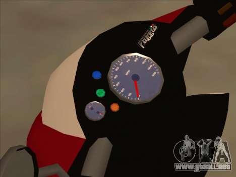 GTA IV Faggio para la visión correcta GTA San Andreas