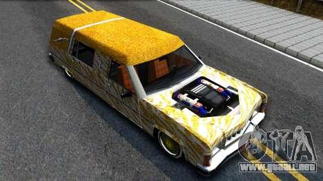 LoW RiDeR RoMeR0 para la visión correcta GTA San Andreas