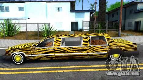 STReTTTcH LoWriDEr para GTA San Andreas left