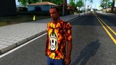 Juventus Flame T-Shirt