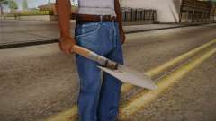 Team Fortress 2 Shovel para GTA San Andreas