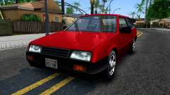 VAZ 2108 SA de Estilo para GTA San Andreas