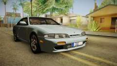 Nissan Silvia S14 KS 1994 Stock para GTA San Andreas
