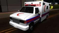 Ambulance Malaysia para GTA San Andreas