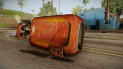 Rey Speeder from Star Wars 7 para GTA San Andreas