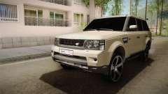 Land Rover Range Rover 2015 Sport
