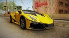 Spania GTA Spano 2016