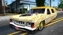 LoW RiDeR RoMeR0 para GTA San Andreas