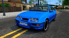Ford Sierra RS500 Cosworth para GTA San Andreas