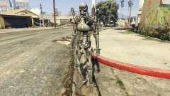 Terminator T-800 para GTA 5