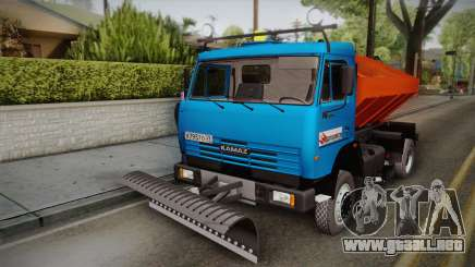KamAZ 43253-806 para GTA San Andreas