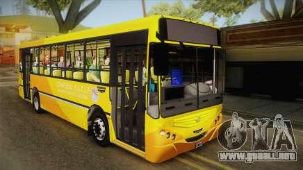 Metalpar Tronador 2 Coniferal para GTA San Andreas