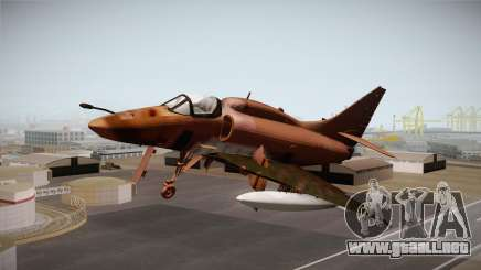EMB McDonnell Douglas A-4M Skyhawk para GTA San Andreas