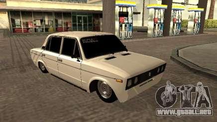 Armenia HUNTER 2106 BPAN para GTA San Andreas
