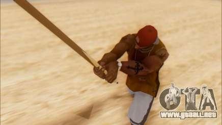 GTA 5 Pool Cue para GTA San Andreas