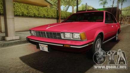 Buick Century 1986 para GTA San Andreas