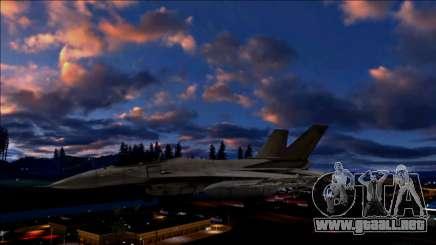 Clouds Realistic Of Day And Night v4 para GTA San Andreas