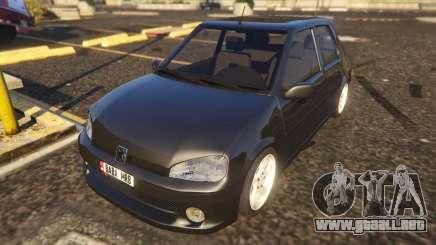 Peugeot 106 para GTA 5