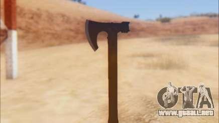 GTA 5 Battle Axe para GTA San Andreas