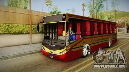Metalpar Tronador ll El Vagabundo para GTA San Andreas