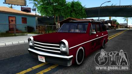LOW Peren Without Lagguage para GTA San Andreas