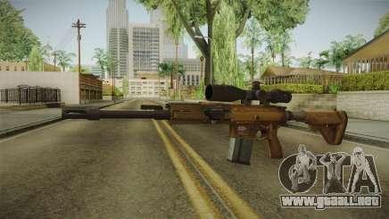 G28 Sniper para GTA San Andreas