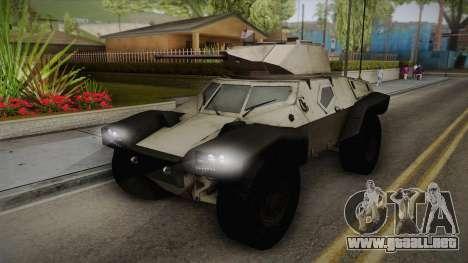Panhard CRAB para GTA San Andreas
