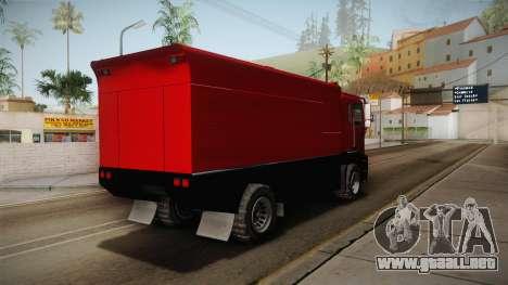 GTA 5 MTL Dune IVF para GTA San Andreas left
