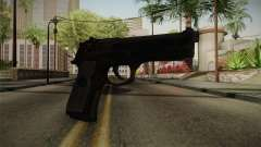 CoD 4: MW - Beretta M9 Remastered para GTA San Andreas