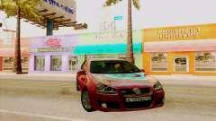 Volkswagen Golf GTI para GTA San Andreas