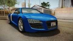 Audi Le Mans Quattro 2005 v1.0.0 Dirt para GTA San Andreas