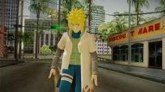 Minato Hokage Outfit para GTA San Andreas