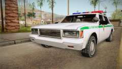 Brute Stainer 1993 Park Ranger para GTA San Andreas