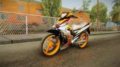 Honda RS150 Repsol Version para GTA San Andreas