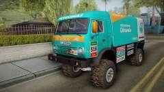 Iveco Petronas De Rooy para GTA San Andreas