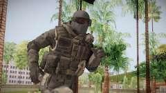 CoD 4: MW Remastered SAS v1 para GTA San Andreas