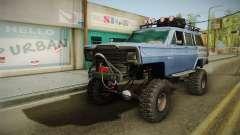 Jeep Wagoneer Off Road para GTA San Andreas