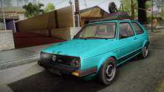 Volkswagen Golf Mk2 1991 para GTA San Andreas