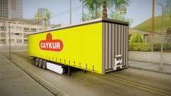 Caykur Trailer para GTA San Andreas