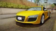 Audi Le Mans Quattro 2005 v1.0.0 para GTA San Andreas