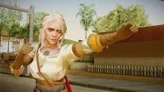 Witcher 3 - Ciri para GTA San Andreas