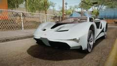 GTA 5 Vapid FMJ Roadster