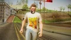 GTA 5 Halloween Skin 2 para GTA San Andreas